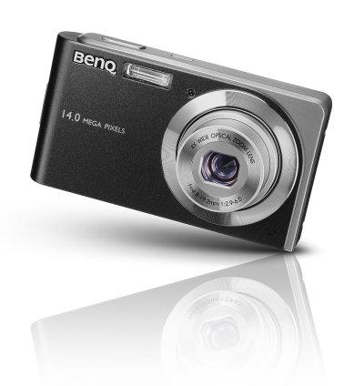 Фотокамера BenQ DC Е1465 для художников цифрового мира