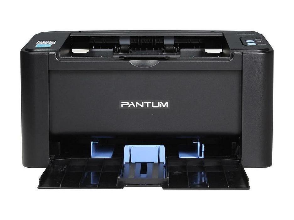 Pantum P2500NW: на скорости без проводов