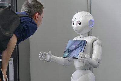5 неожиданных роботизированных решений для бизнеса