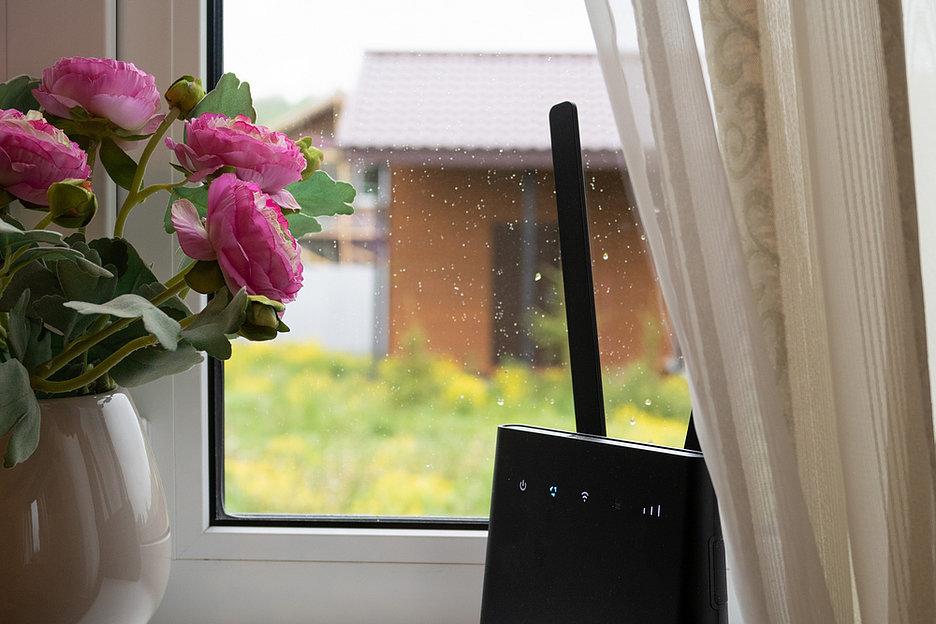 Роутер для работы через мобильную сеть
