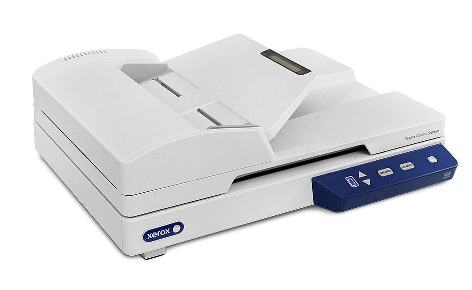 Xerox Duplex Combo Scanner: документалист-массовик