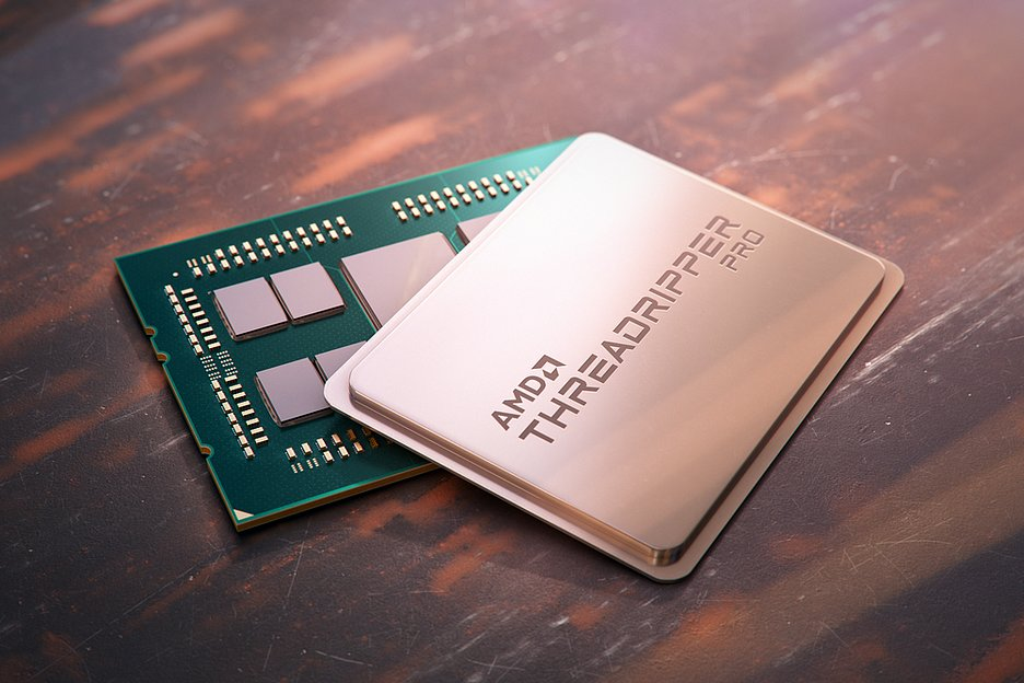 AMD представила процессоры Ryzen Threadripper PRO