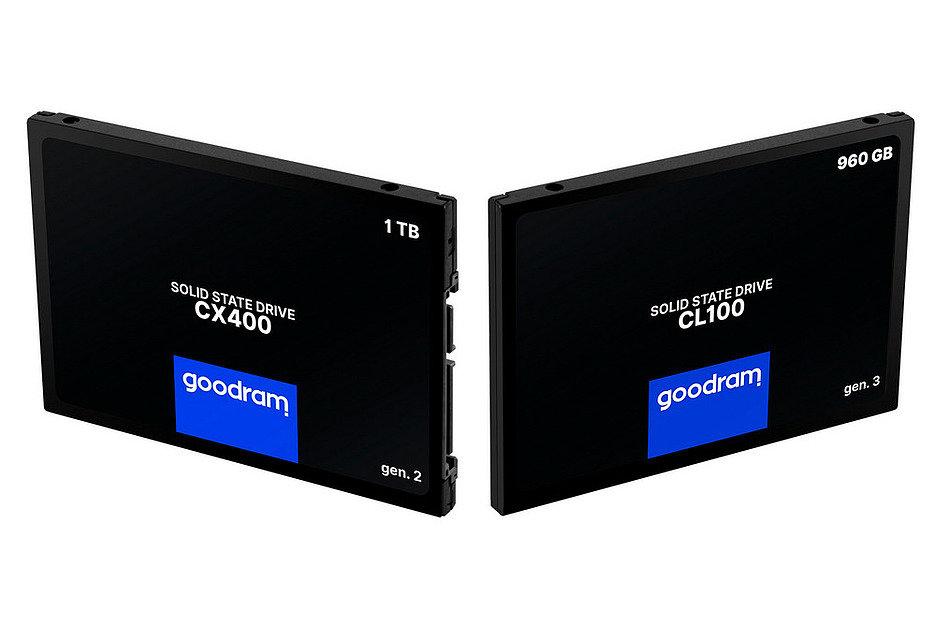 GoodRAM выпустила в России две новые модели SSD