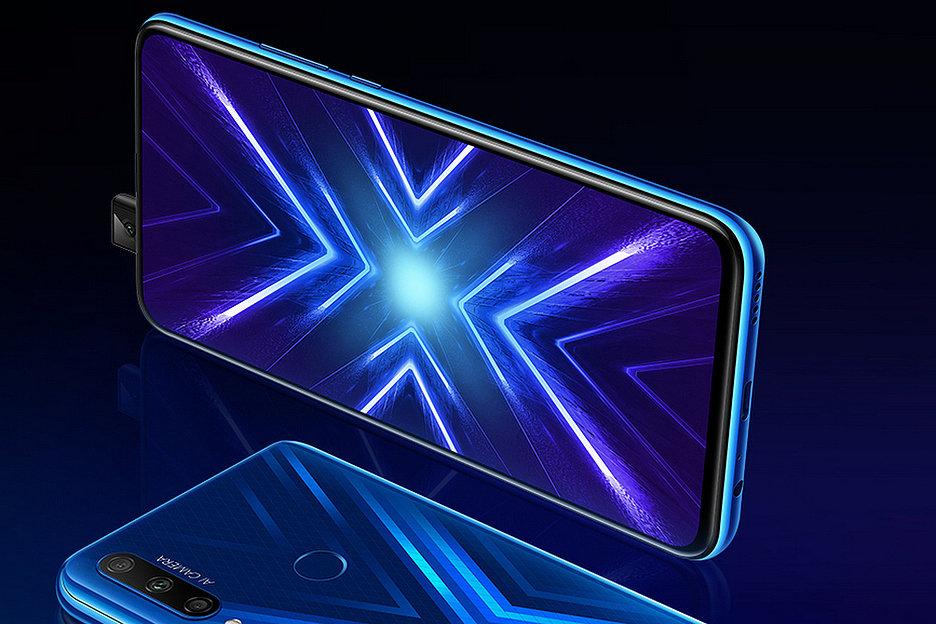 Honor выпустил два смартфона 9X