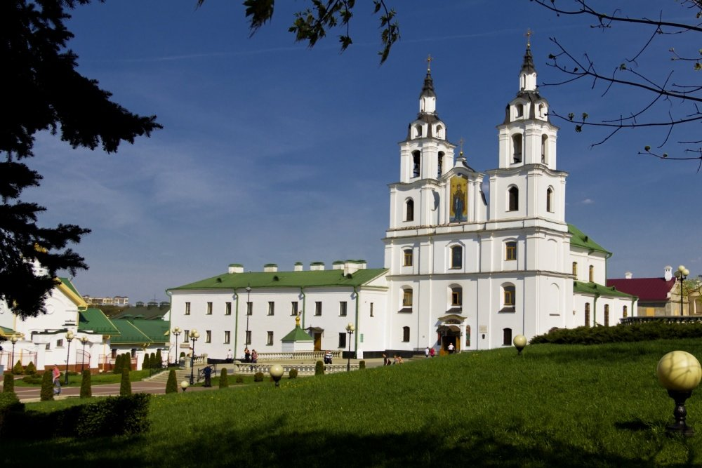 кафедральный собор Минска