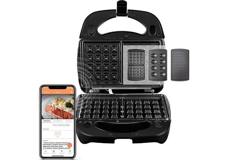 REDMOND SkyBaker M658/3S: электронный кулинар на домашней кухне