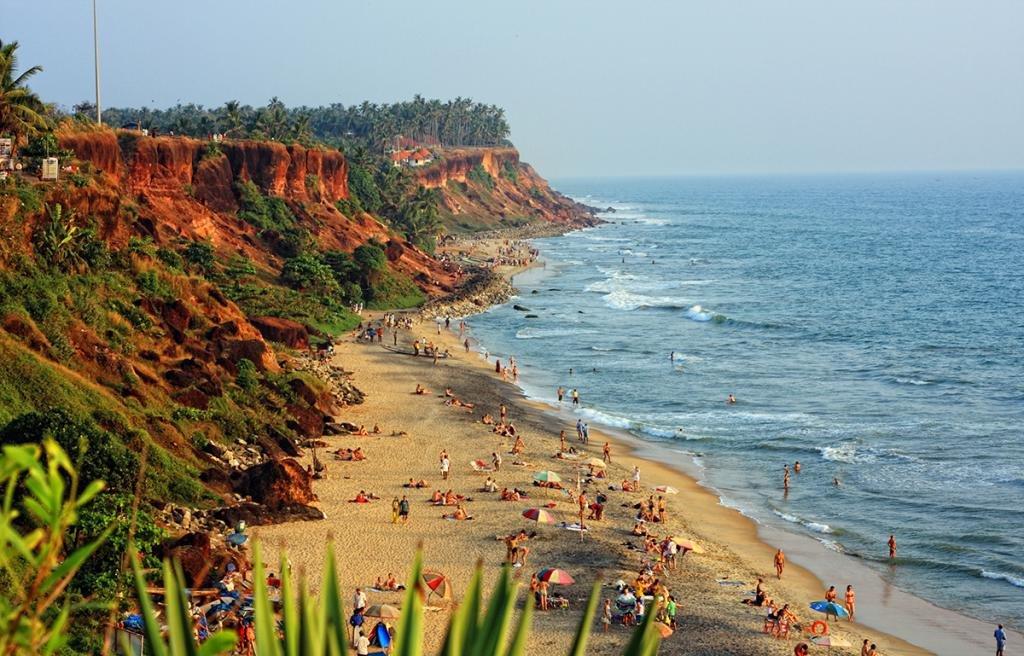Пляж Варкалы