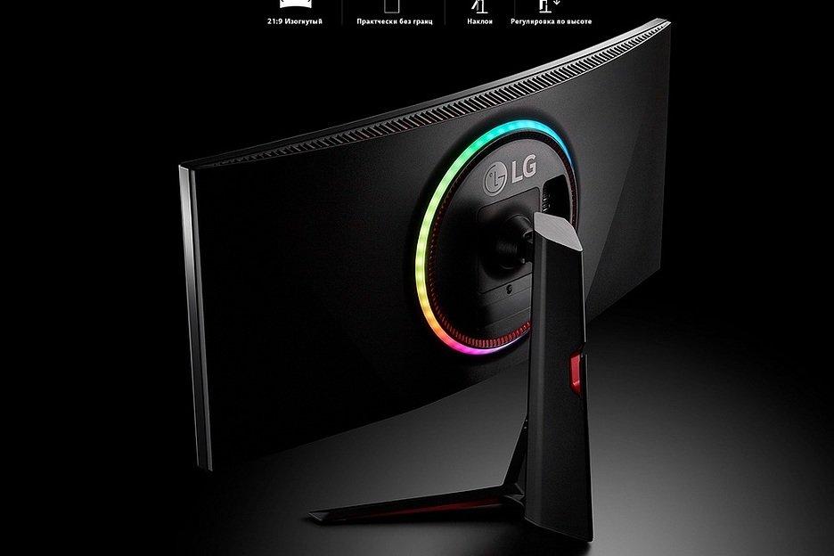 LG представила игровой монитор с соотношением сторон 21:9