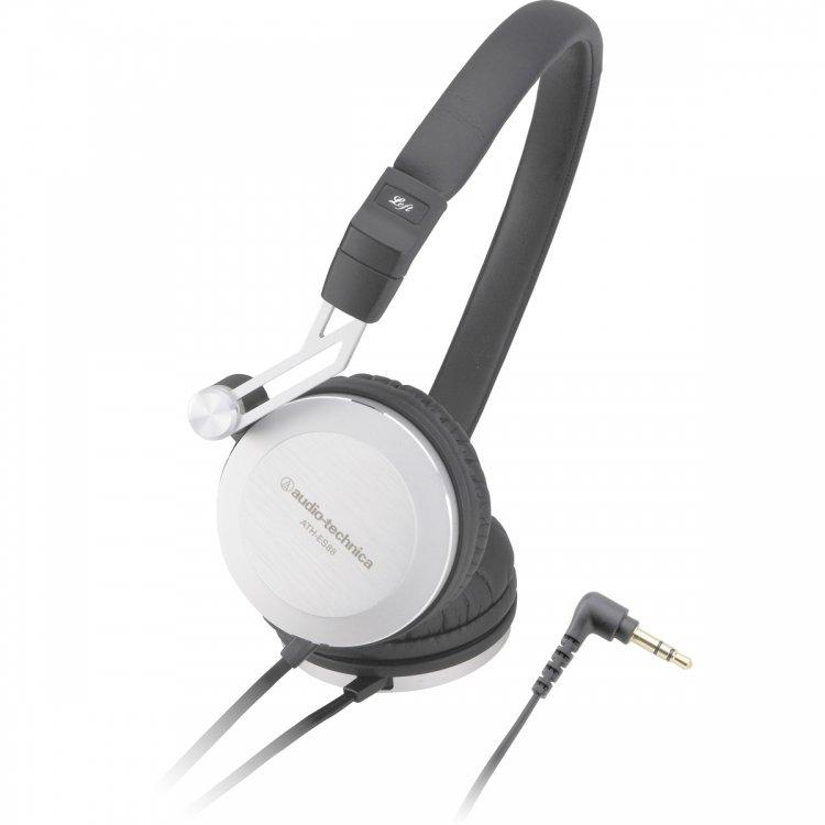 Наушники ES88 от Audio-Technica поступили в продажу