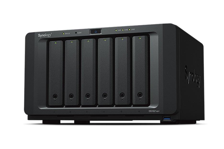 Synology представила сервер DS1621xs+