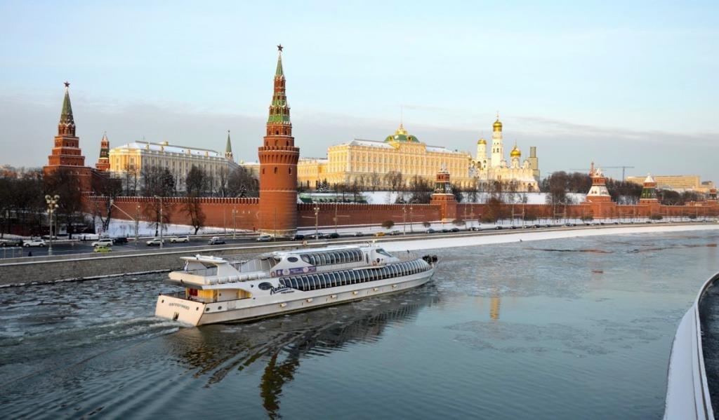 Круиз на выходные из Москвы