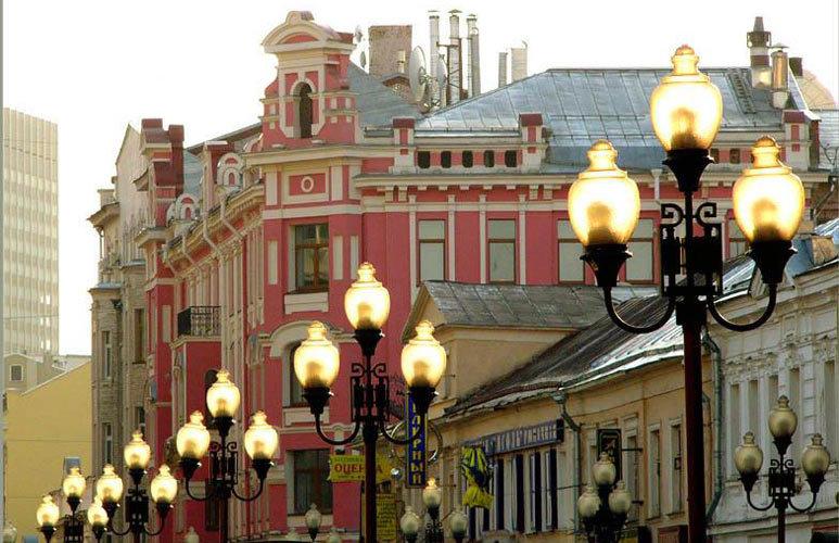Парковка в Москве в выходные