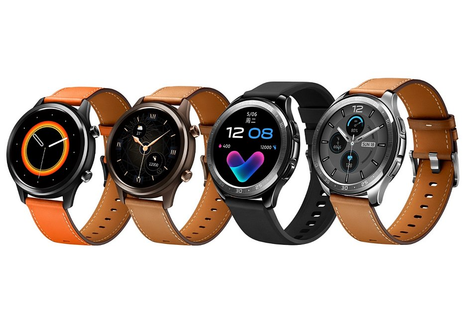 vivo выпустила свои первые умные часы