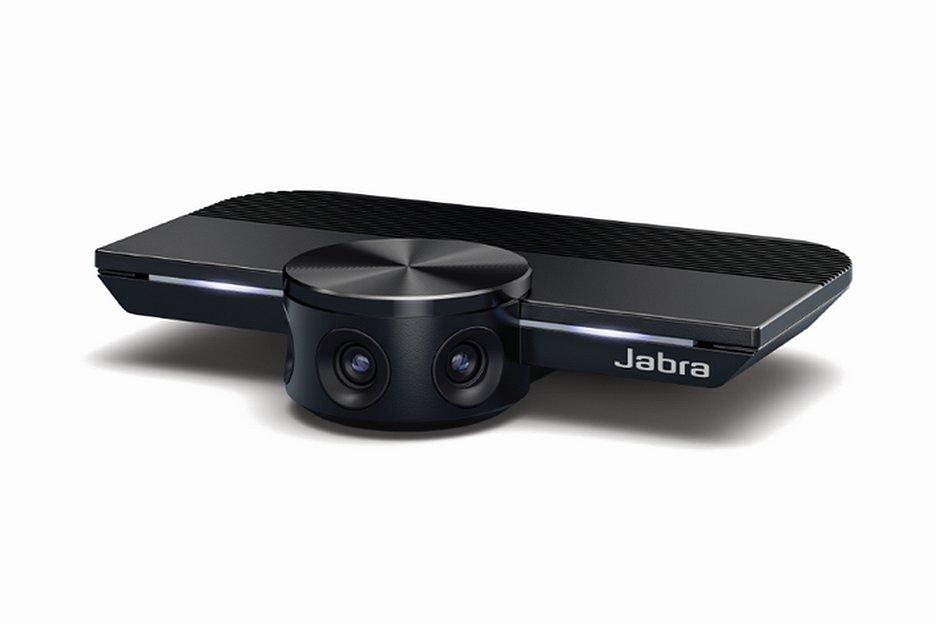 Jabra представила в России камеру с углом обзора 180°
