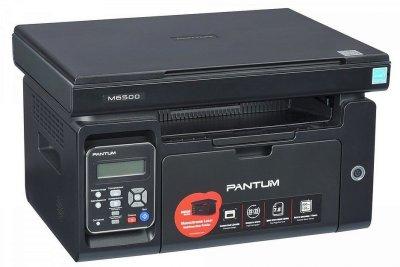 Pantum M6500: заправляемся официально!