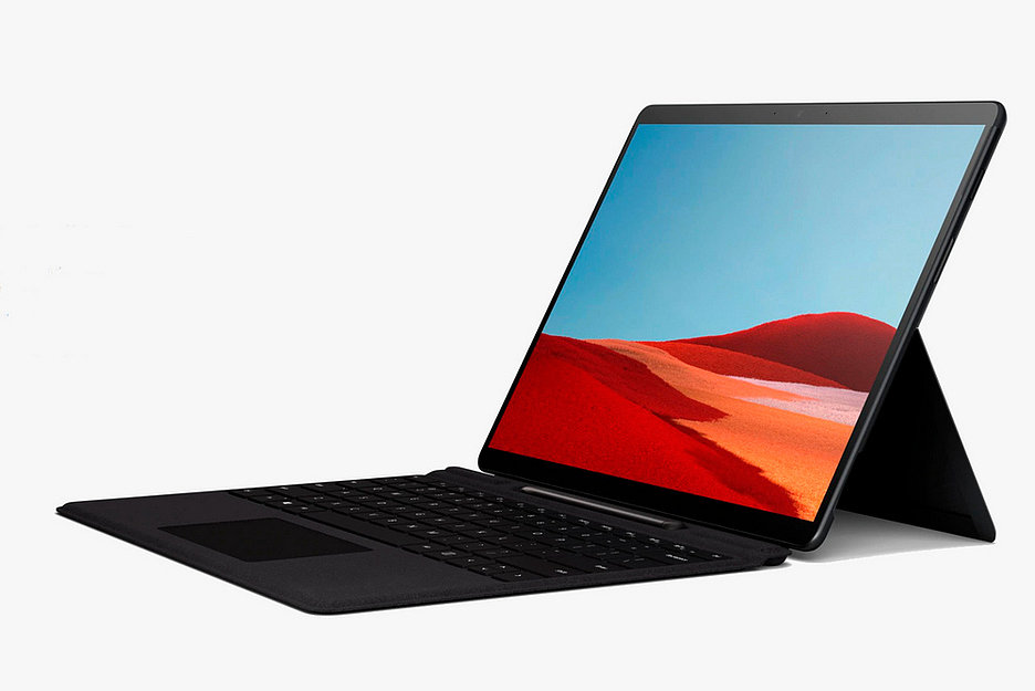 Новая конфигурация Surface Pro X получила процессор Microsoft SQ2