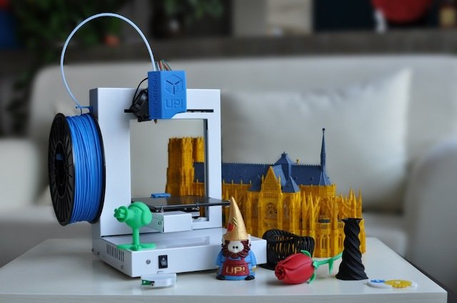 3D-печать из под «восьмерки»