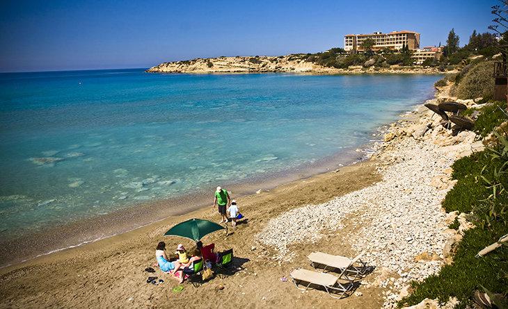 Один из пляжей в Протарасе