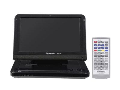 Panasonic представляет портативный  Blu-ray плеер DMP-B200