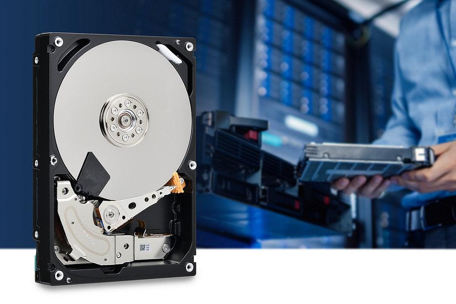 Toshiba выпустила новую линейку корпоративных жестких дисков
