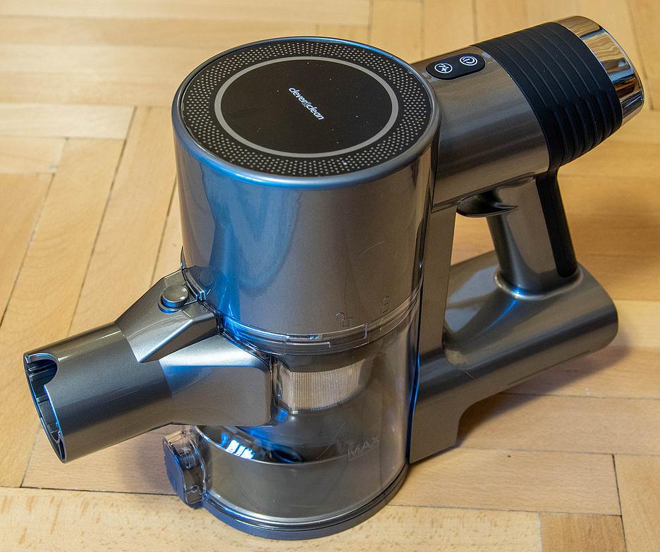 Clever&Clean HV-450 «5in1»: комплексная беспроводная уборка