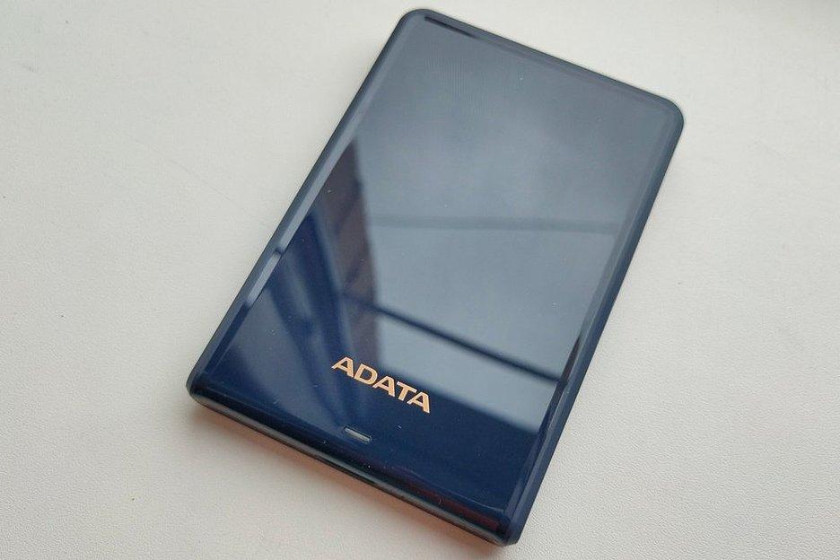 ADATA HV620s: хранилище в кармане