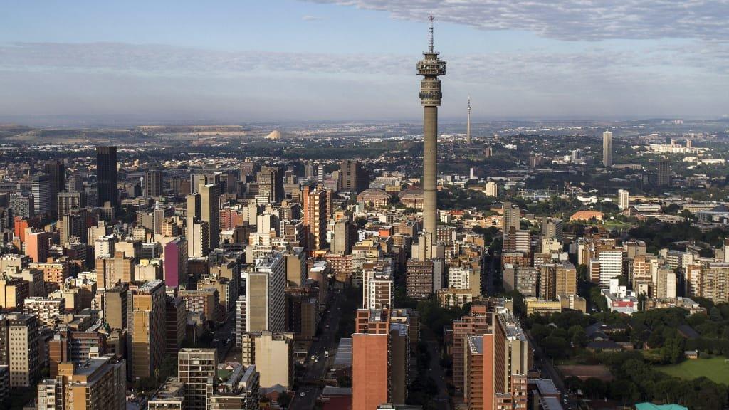 На чем приехать в Йоханнесбург