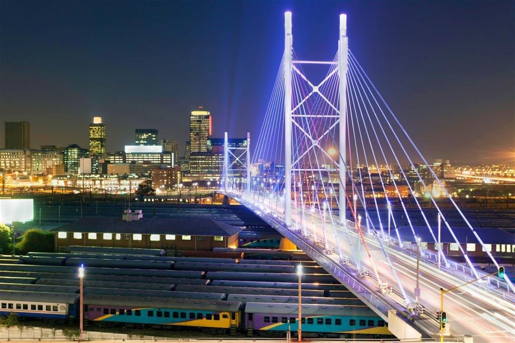 История Йоханнесбурга