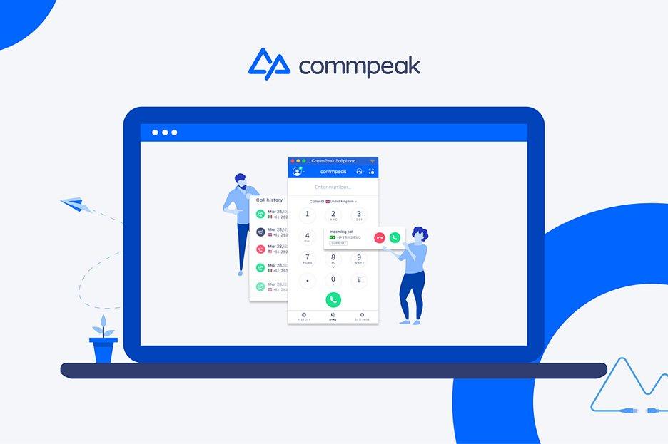 Софтфон от CommPeak: как превратить ваш компьютер в телефон?