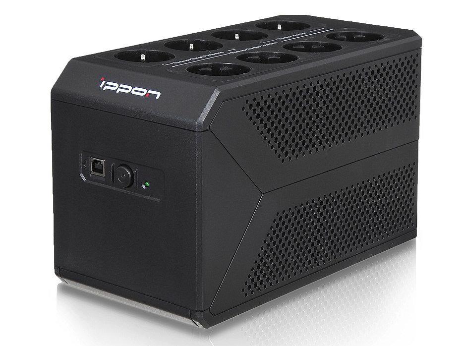 IPPON Back Comfo Pro II 1050: линейно-интерактивный комфорт