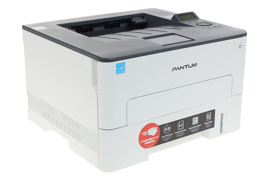 Pantum P3300DN: печатаем без остановки, заправляем сами