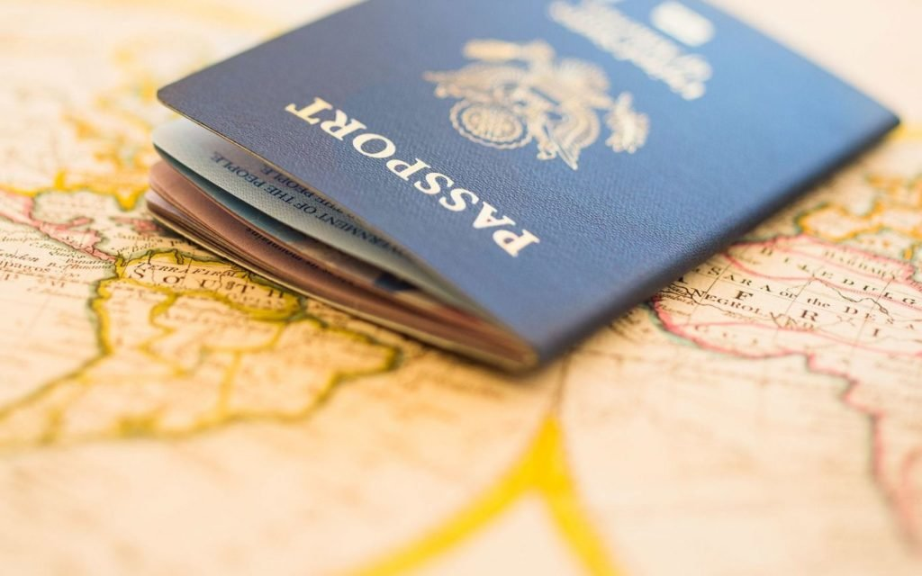 документы для путешествия