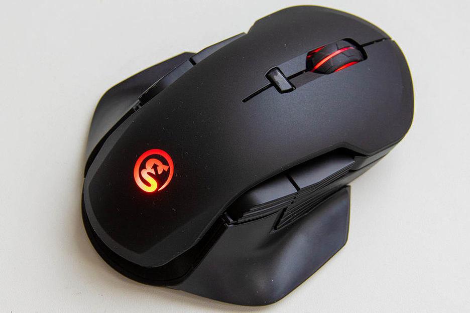GameSir GM300: беспроводная мышь-трансформер для геймеров