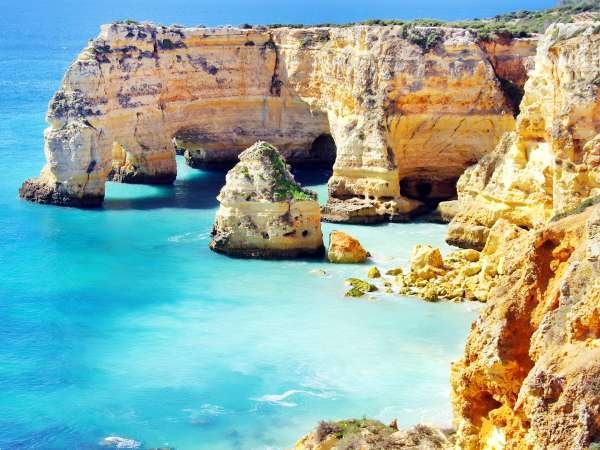 Курорты Португалии на море