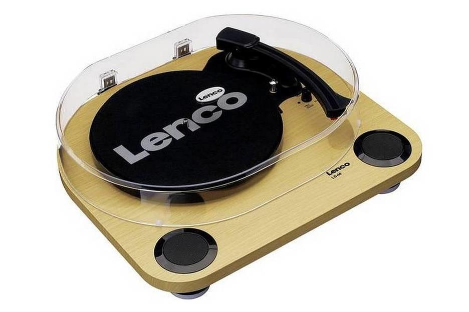 Lenco LS-40: назад в будущее!