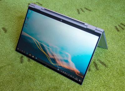 HP EliteBook x360 1040 G7: бизнес-трансформер