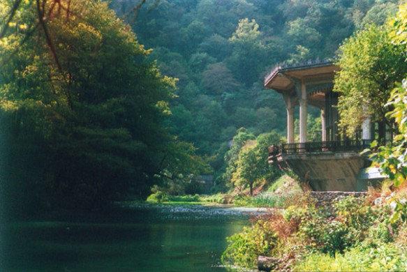 Абхазские пейзажи