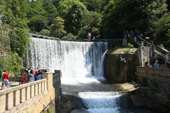 Водопад Нового Афона