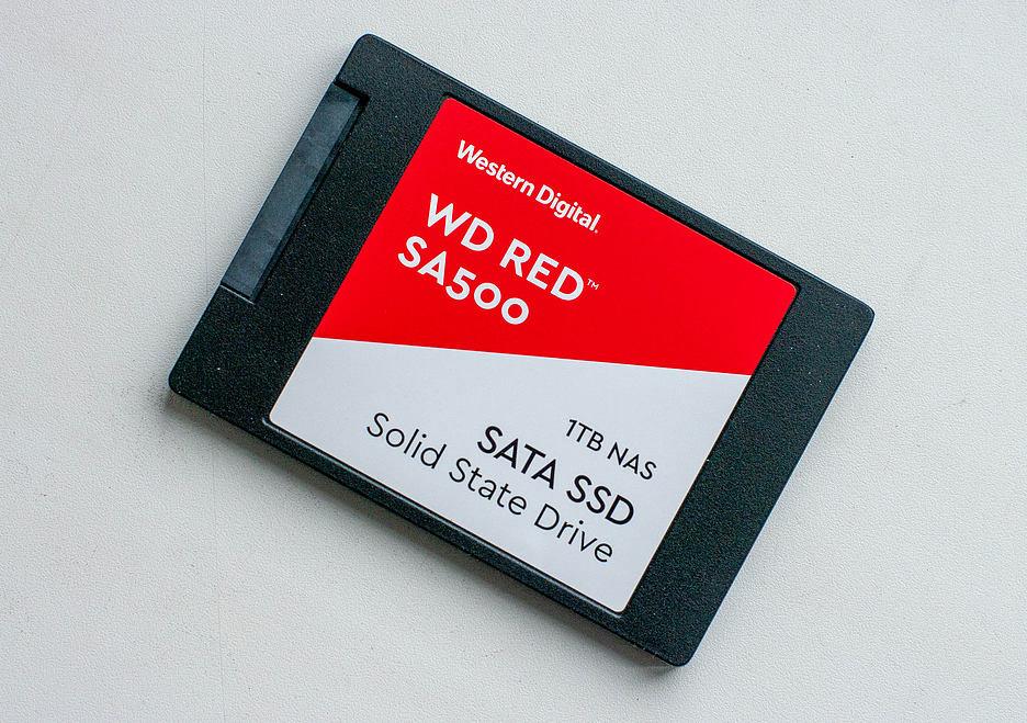 WD Red SA500: безотказный SSD для NAS