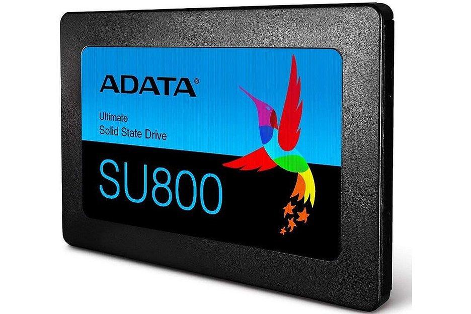 ADATA Ultimate SU800: современный 3D NAND
