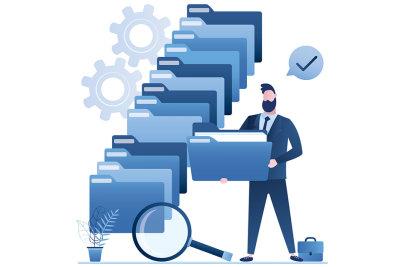 Как упорядочить корпоративные файлы: 10 советов по организации доступа