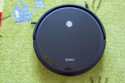 Робот-пылесос 360 C50-1: эффективно и громко