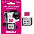 Kioxia Exceria Plus micro SDXC UHS-I Card: на багаже Toshiba