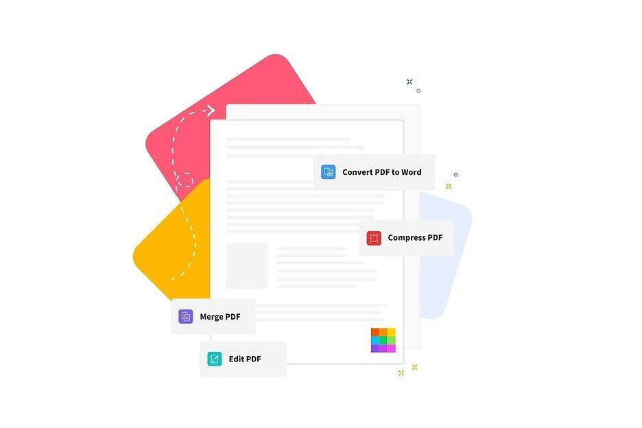 Smallpdf - работать с файлами PDF теперь просто и безопасно