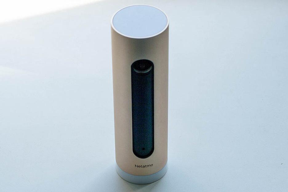 Netatmo Smart Indoor Camera: камера с технологией «свой-чужой»