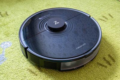Roborock S7: уборка звуком и сухие ковры
