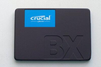 Crucial BX500: полезный терабайт