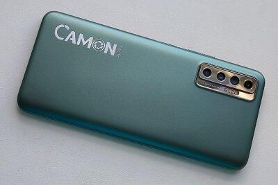 TECNO CAMON 17P: камерофон с интеллектом