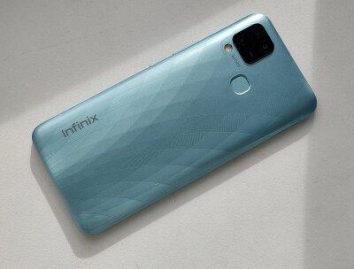 Infinix HOT 10S NFC: спутник отпускника