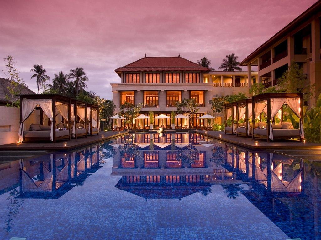 отели Индонезии